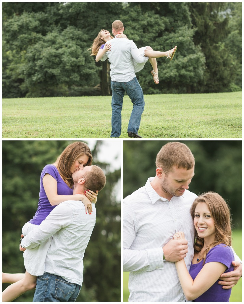 Engagement Photos by Ben Powell Photography