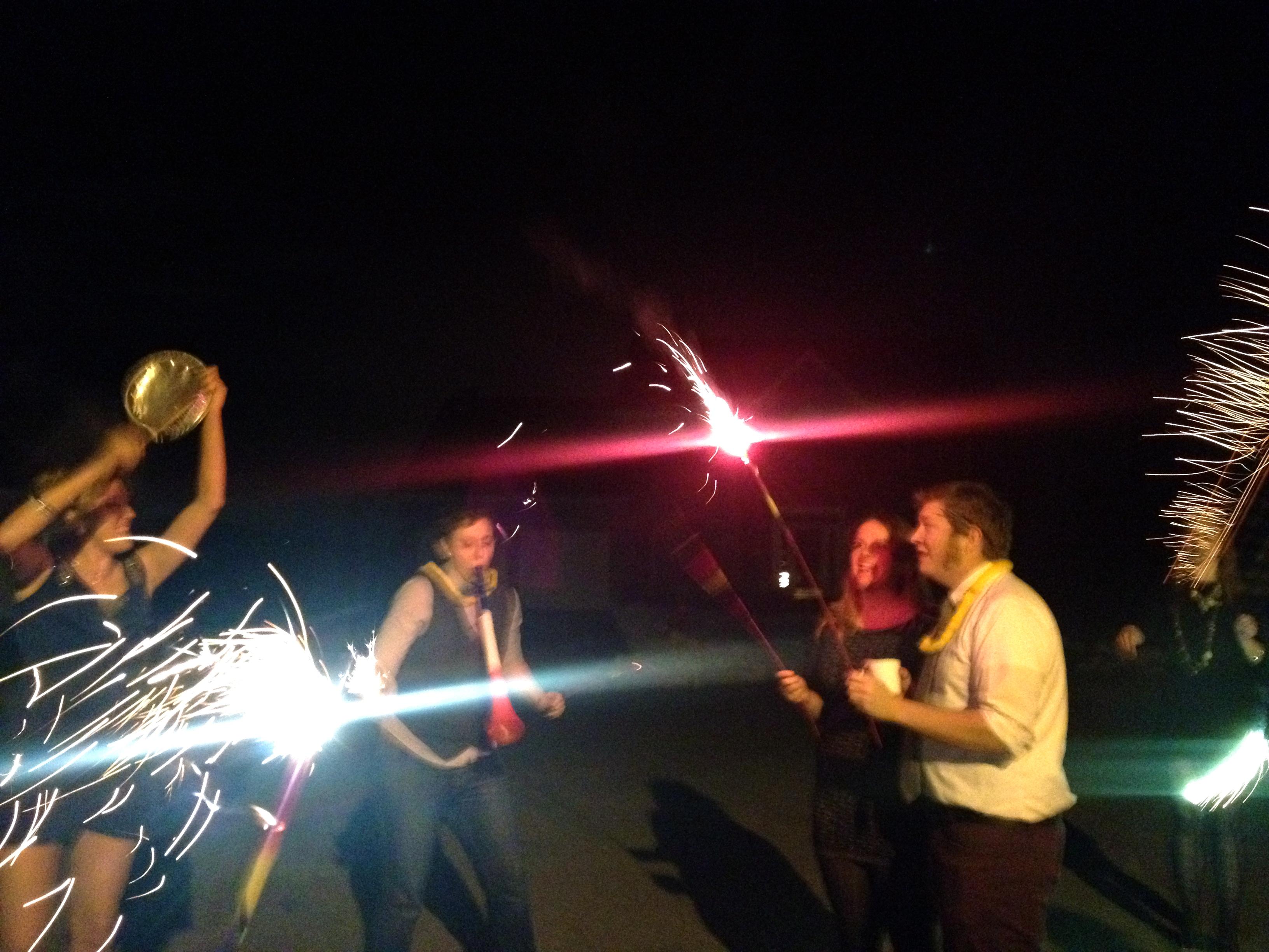 2013 sparklers