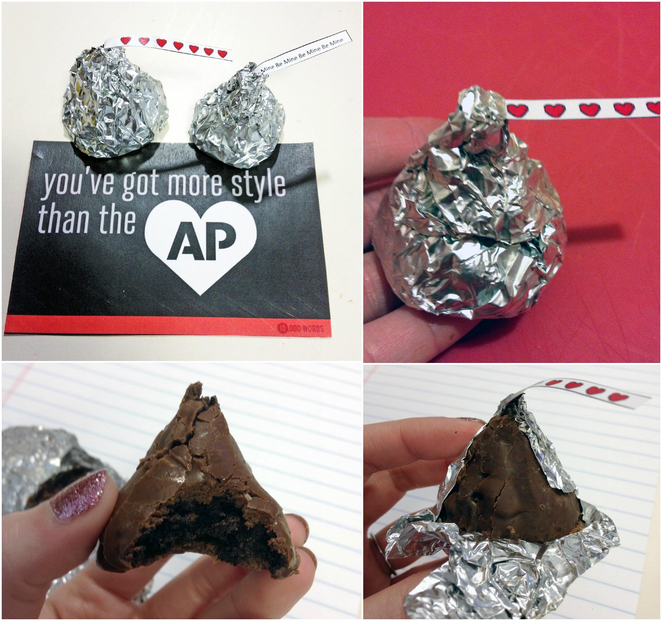 AP style valentines