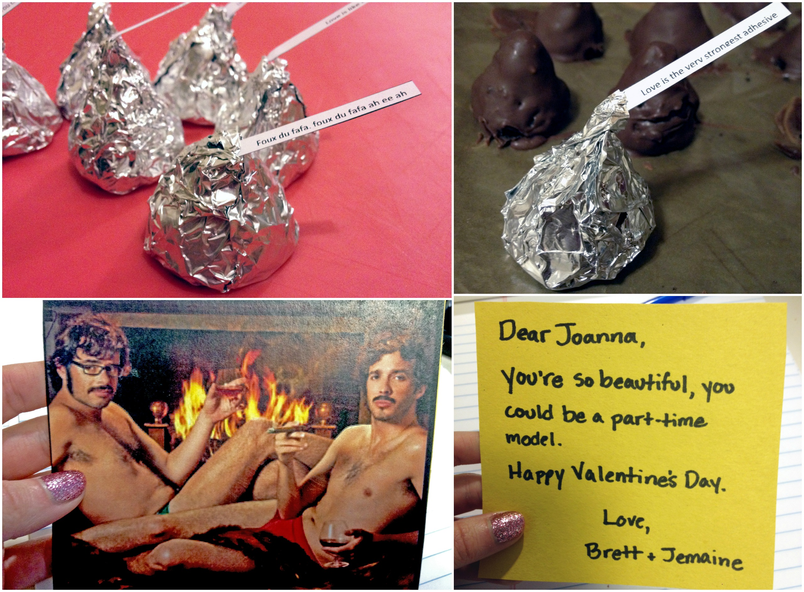 Flight of the Conchords Valentine