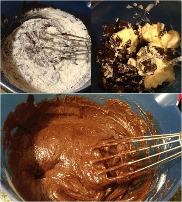 Guinness Brownies Step 2