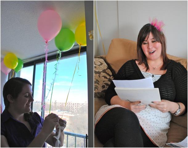 Bridal Shower Friends Festivities