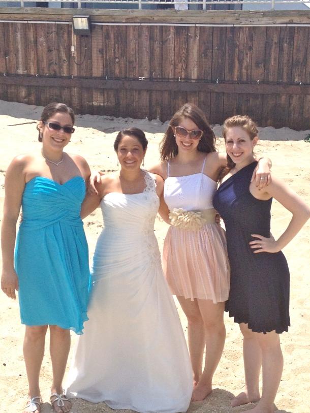 Wedding cousins