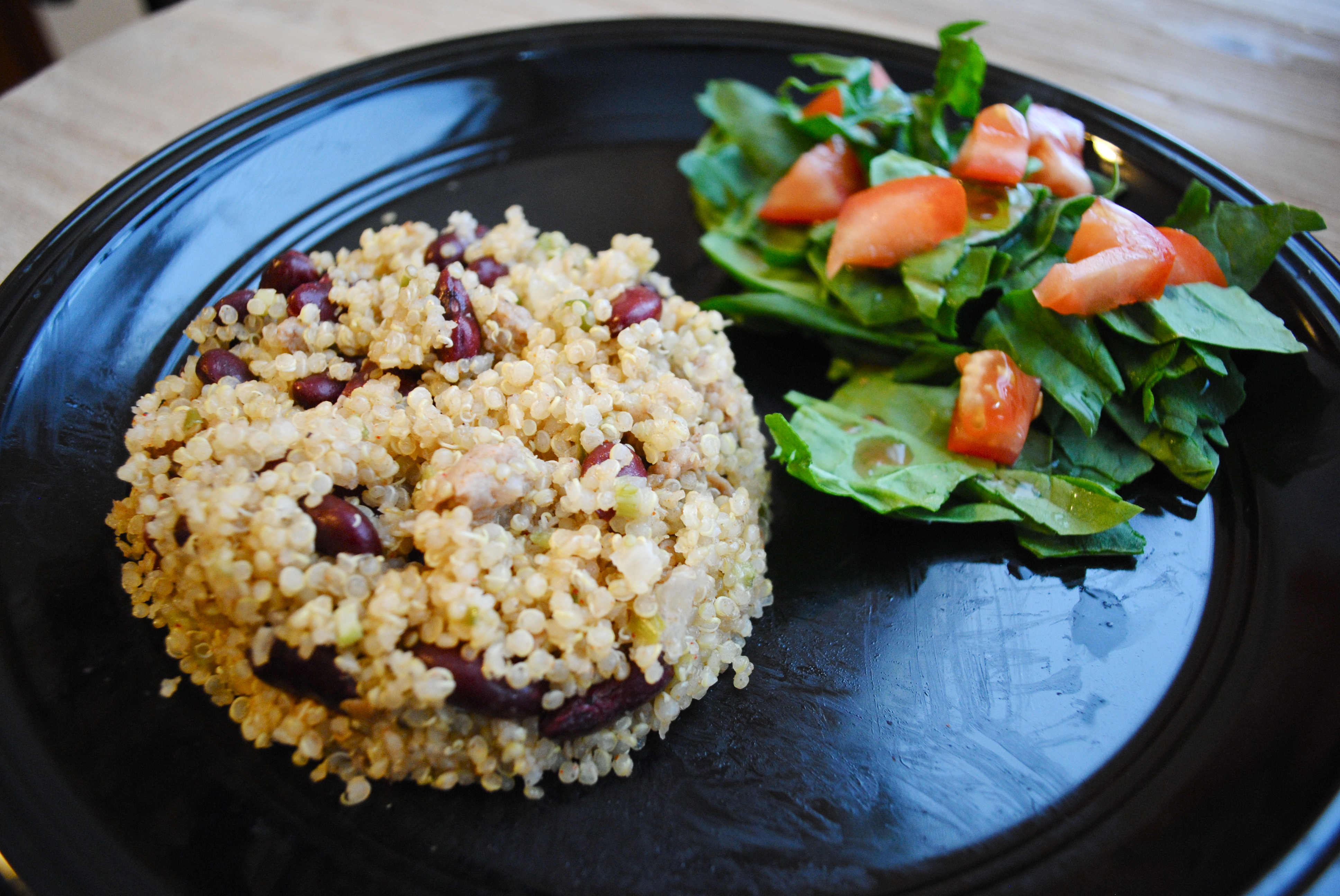 Quinoa Red Beans and Rice