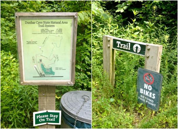 Dunbar Cave Trail