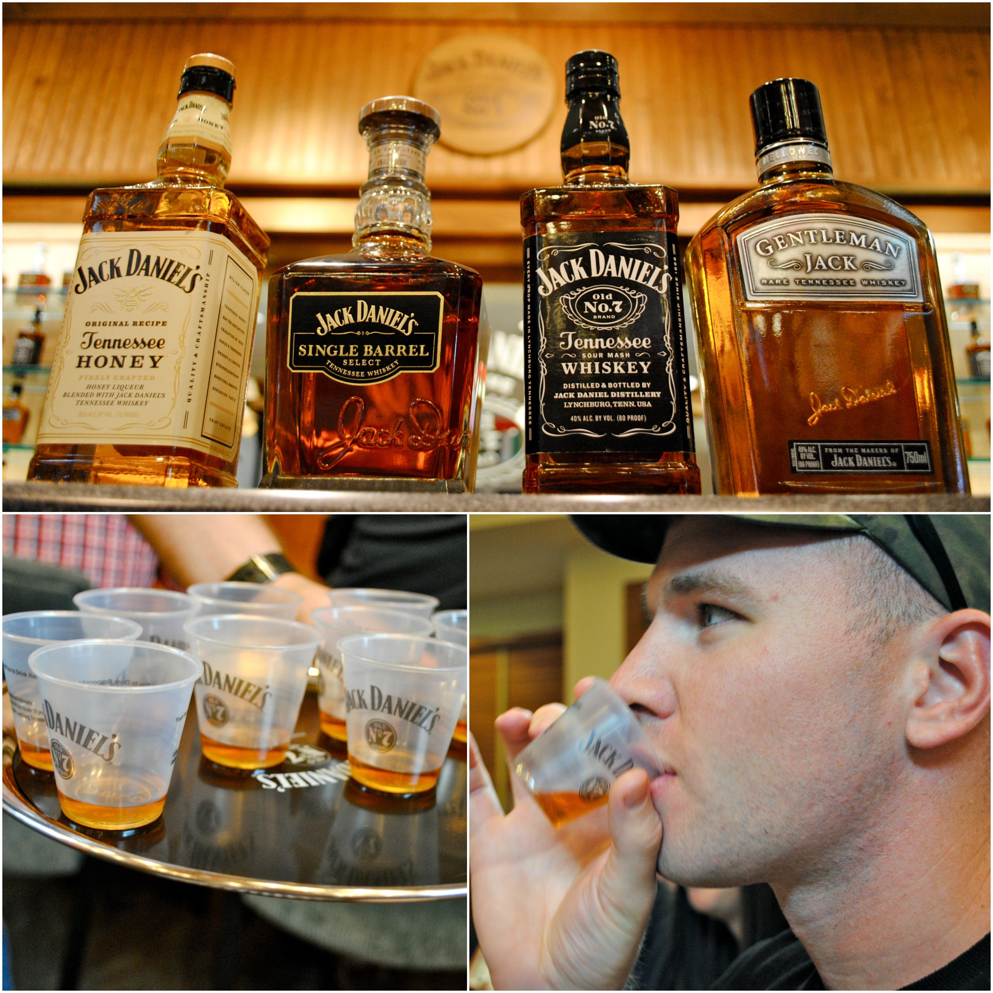 Jonathan Jack Tasting