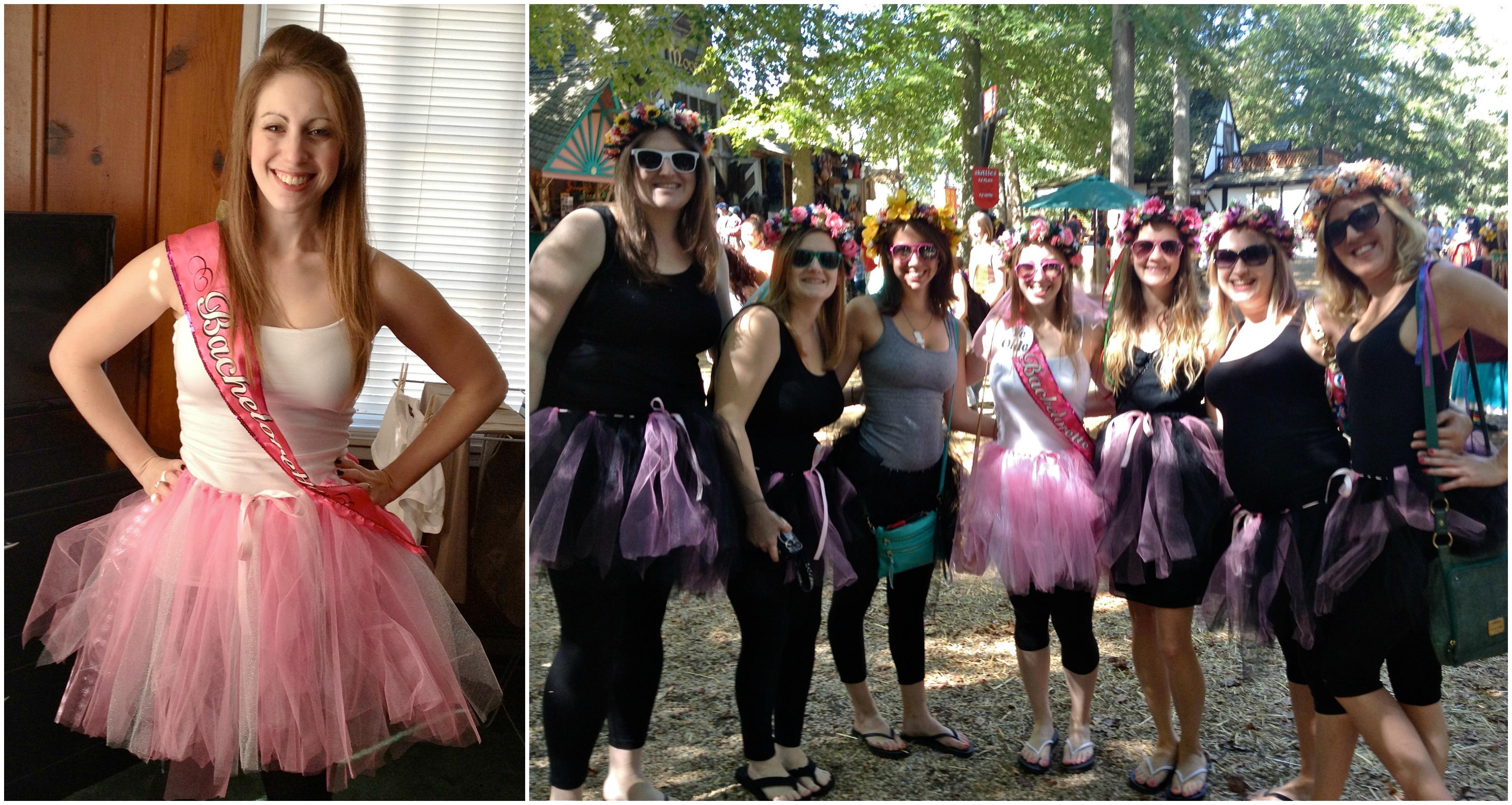 Renaissance Festival bachelorette party