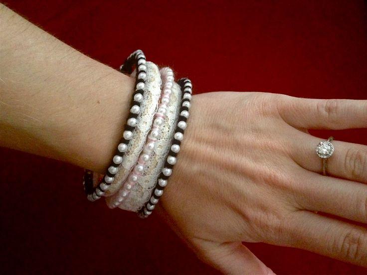 Bridesmaid bracelets