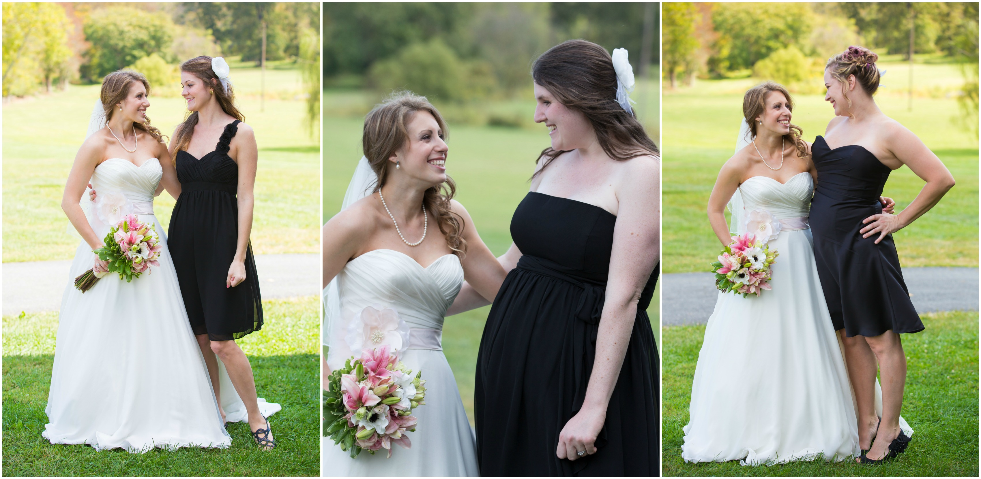 Bridesmaid portraits