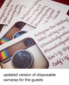 Social media card pin