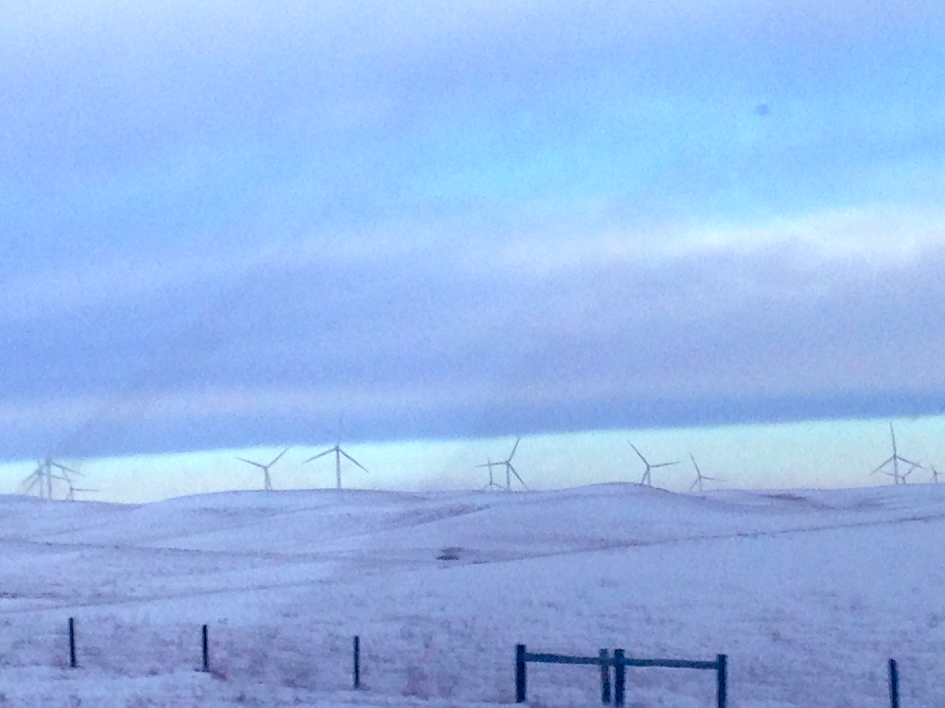 Wyoming windmills