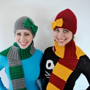 Harry Potter Scarf Set