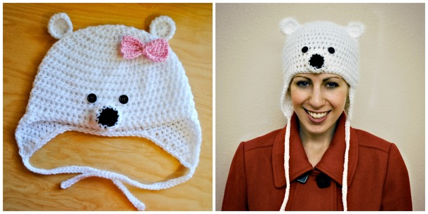 Polar Bear Hats